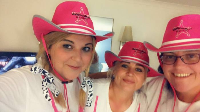 Utilitas Team Complete MoonWalk London 2018